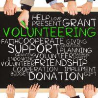 Collegian Volunteers
