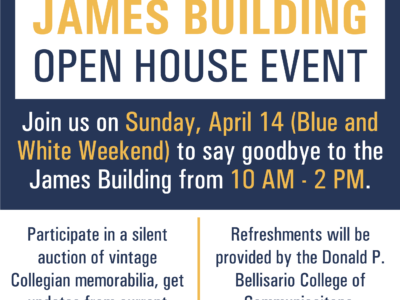 farewell james building
